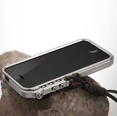 new products ce58f c70d9 Aluminum Bumper iPhone Case