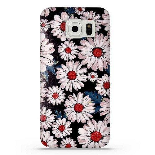 Case floral samsung
