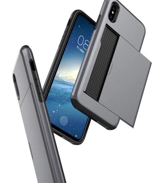 Slide Wallet Iphone case
