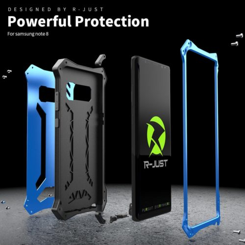 Aluminum Phone Case for Samsung galaxy Note 8