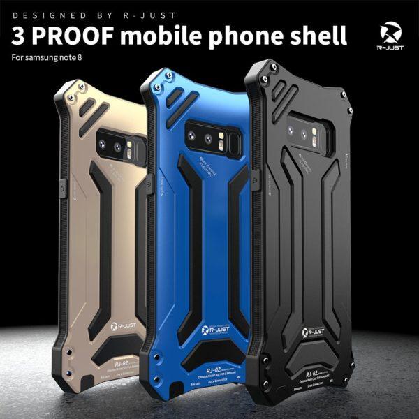 Samsung Note 8 Aluminum Case