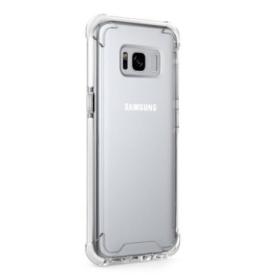 Ultra Slim Transparent phone case for samsung Galaxy S8