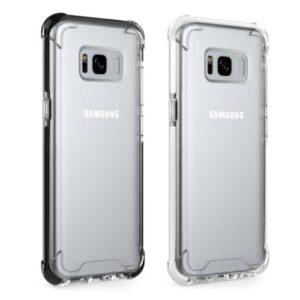 Slim Transparent phone case for samsung S8 Plus