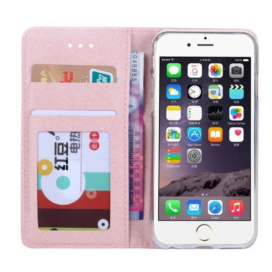 Wallet iPhone 8 Case