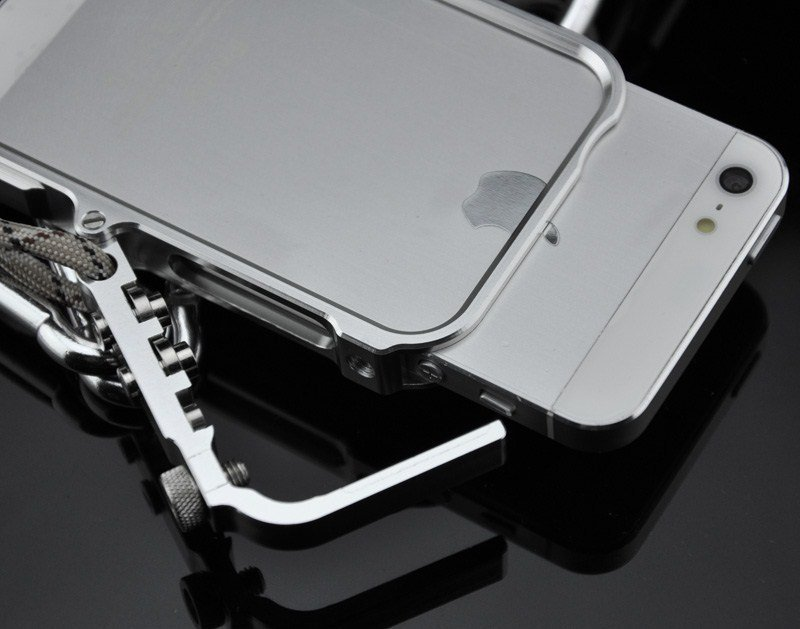 Aluminium Bumper Case For iphone X