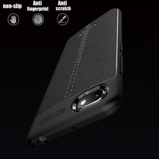 redmi note 8 pro leather case