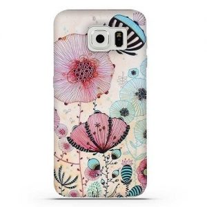Vintage Flower Phone Case for samsung galaxy s6