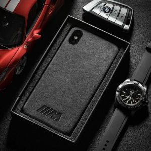 BMW M Alcantara iPhone Case