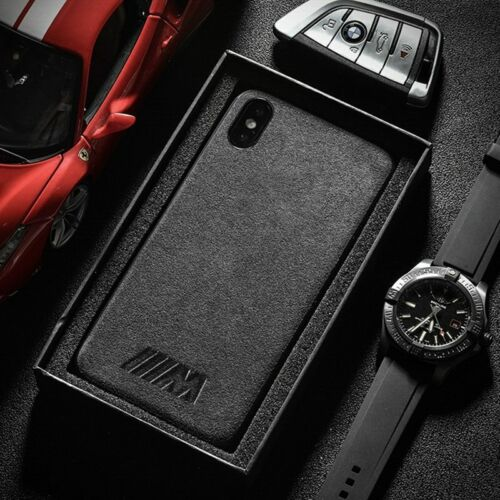 BMW M Alcantara iPhone Case Cover - FREE WORLDWIDE SHIPPING