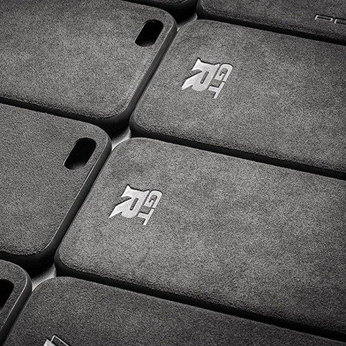 Gtr Alcantara iPhone case