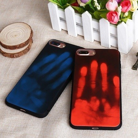 Optimal thermal sensor protection phone case for iPhone