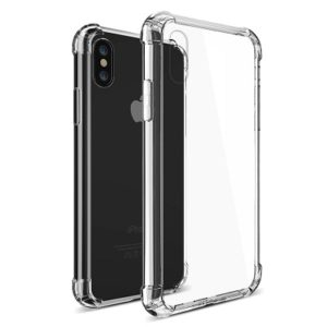 Ultra slim Transparent iPhone XS Max Phone Case
