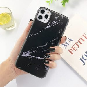 iPhone granite case - upgraded marble cover