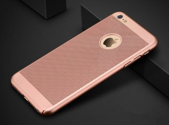 rose Heat Dissipation Phone Case for iPhone 7 Plus