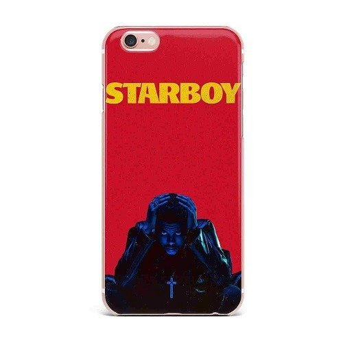 starboy phone case for iPhone X