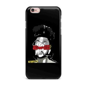 Weeknd phone case for iPhone 6 6S 7 8 Plus