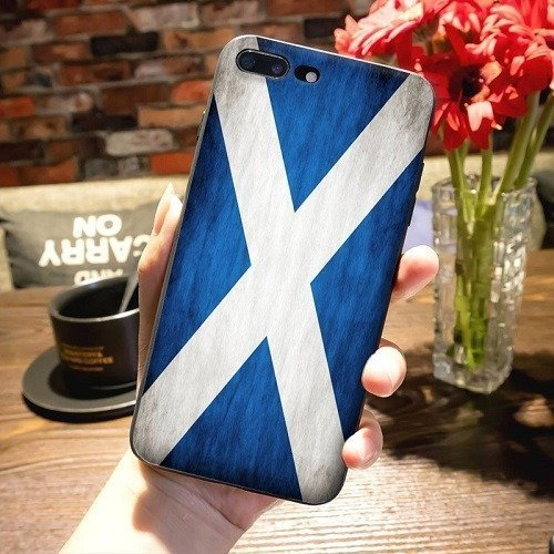 Scotland phone case for iPhone X 8 7 6 Plus