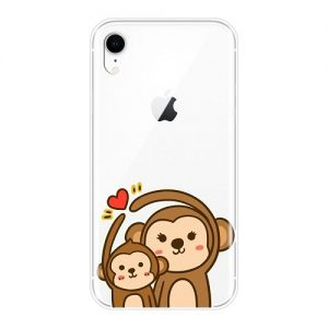 cute monkey phone case for iP