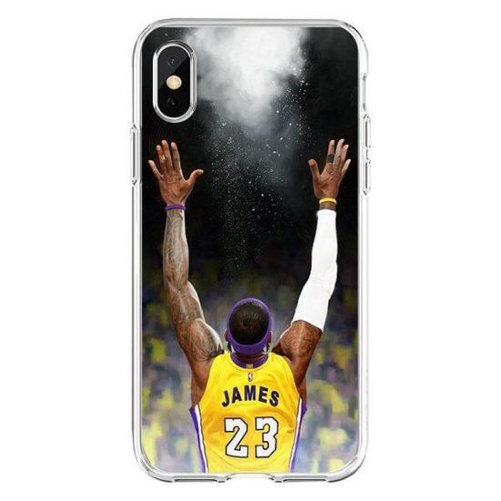 Lebron James iPhone Case-