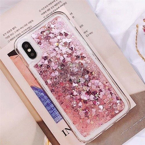 Liquid Glitter Samsung Galaxy Case