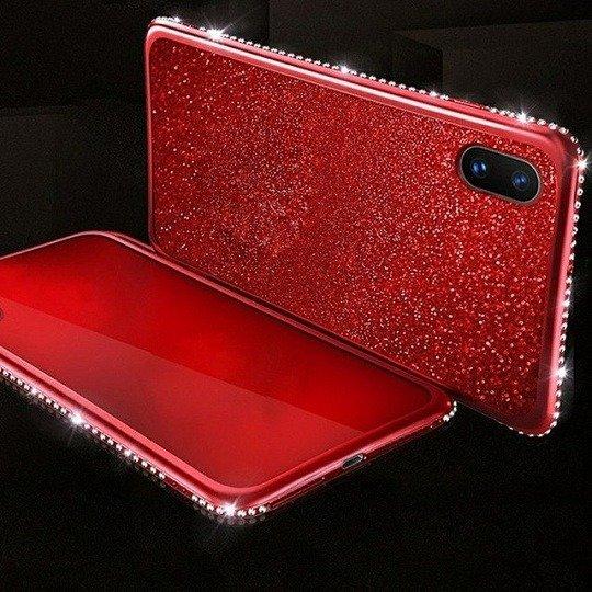 Glitter galaxy s7 case