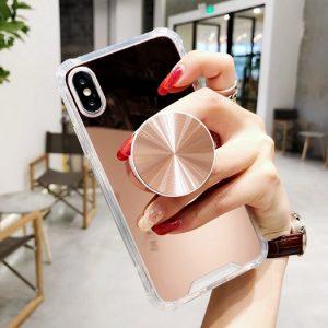 Mirror Laser Phone Case