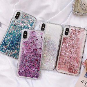 Liquid Glitter Samsung Galaxy Case