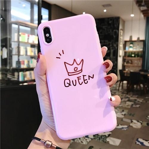 Queen phone case