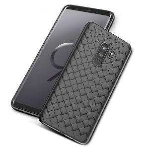 Samsung S9 S9 Plus Woven Soft Case