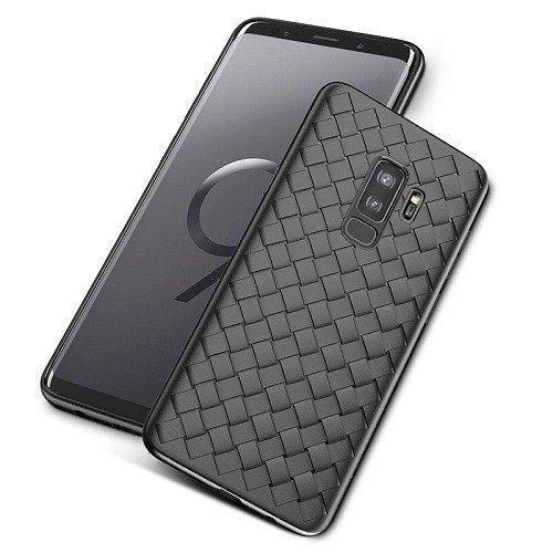 Samsung S9 S9 Plus Woven Soft Case