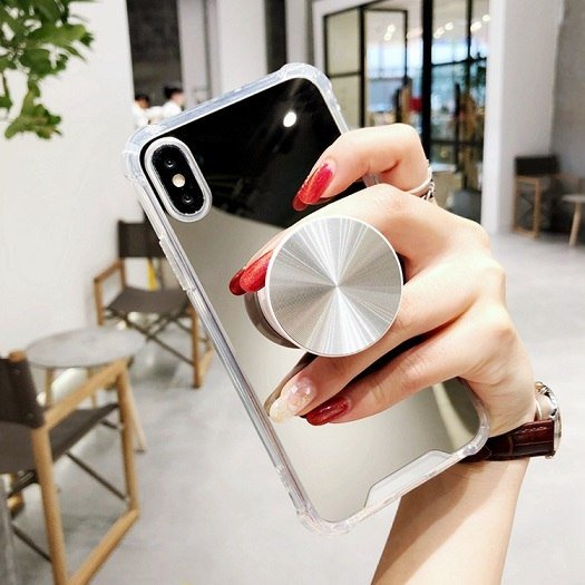Mirror Laser Phone Case