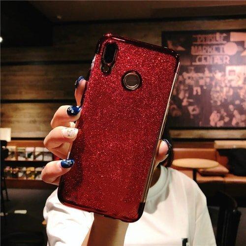 Huawei Mate 20 Glitter Case