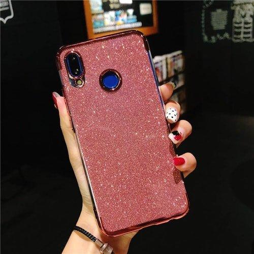 Huawei P10 Lite Glitter Case