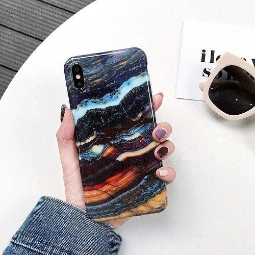 Huawei P20 Lite marble phone case