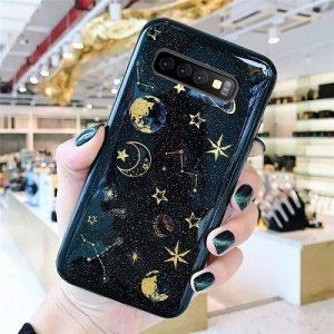 Samsung Galaxy S10 Glitter Case