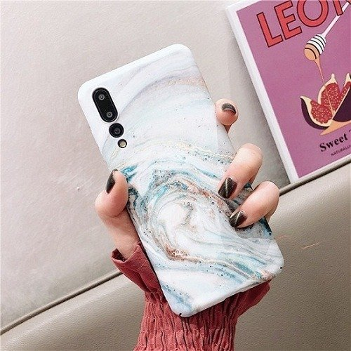 huawei p20 pro marble case