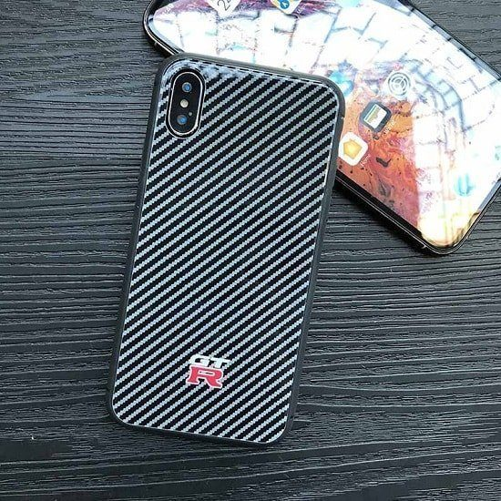 Carbon Fiber GTR Phone Case