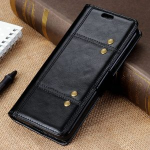 Huawei P Smart 2019 Protective Flip Wallet Case