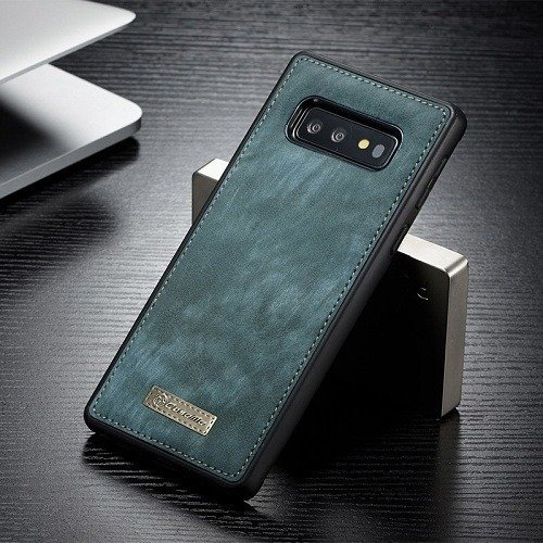 Vintage Leather Samsung s10 Case