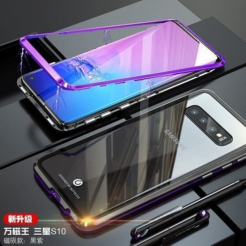 Magnetic Adsorption Samsung Galaxy s10 plus Case