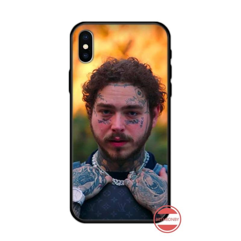 Post Malone Phone Case
