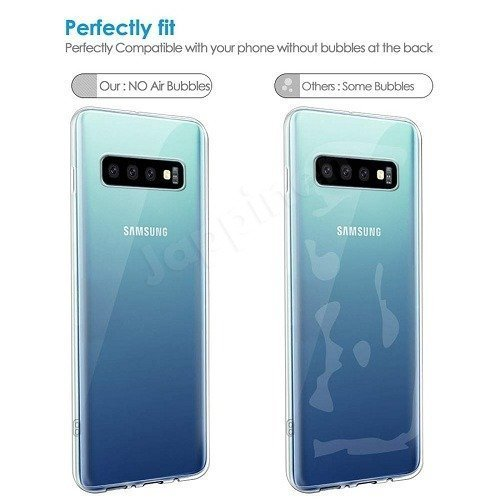 Samsung Galaxy S10 Clear Silicone Case