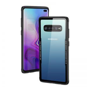 Samsung Galaxy S10 Plus Tempered Glass Case