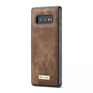 Leather Magnetic Samsung s10 Case