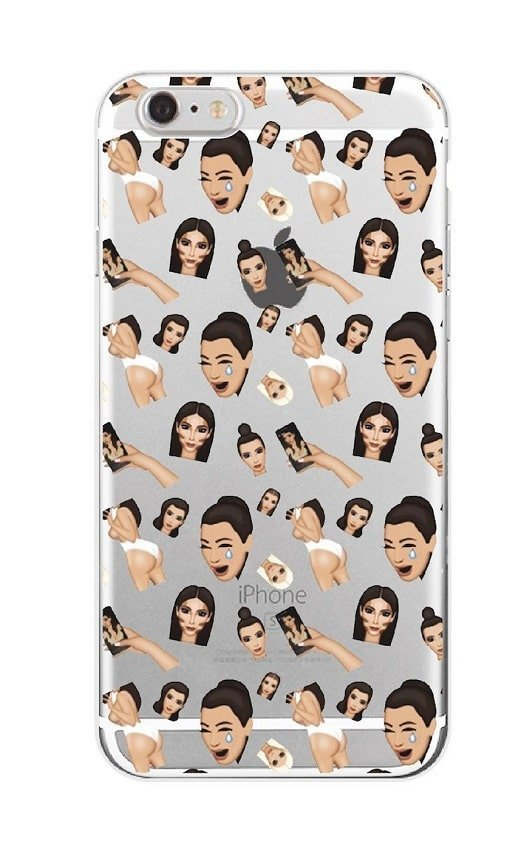 Kim Kardashian iPhone Case