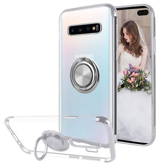 Samsung S10 Plus Case With Ring