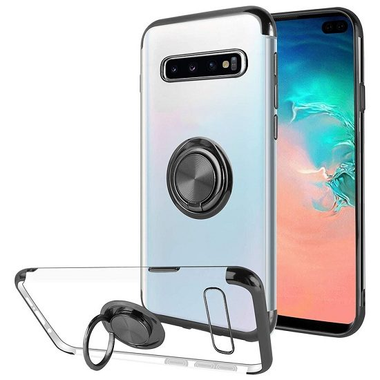 Samsung S10 S10 Plus Case With Ring Stand