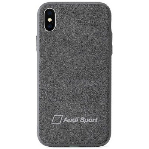 cheap for discount c7cff 6bff5 Audi Alcantara phone case