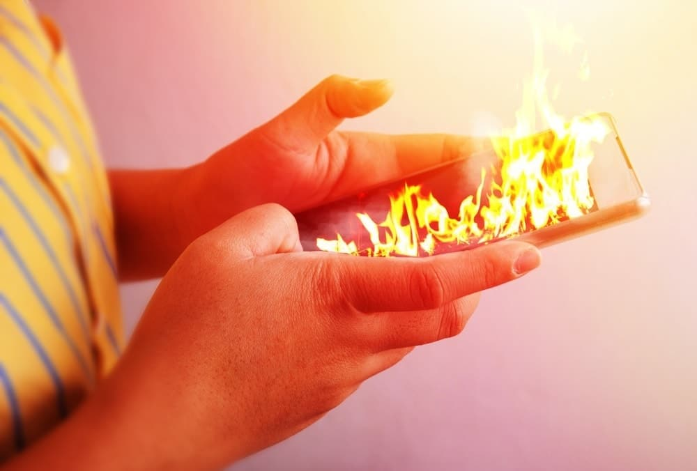 why you phone get hot - here are how to stop it