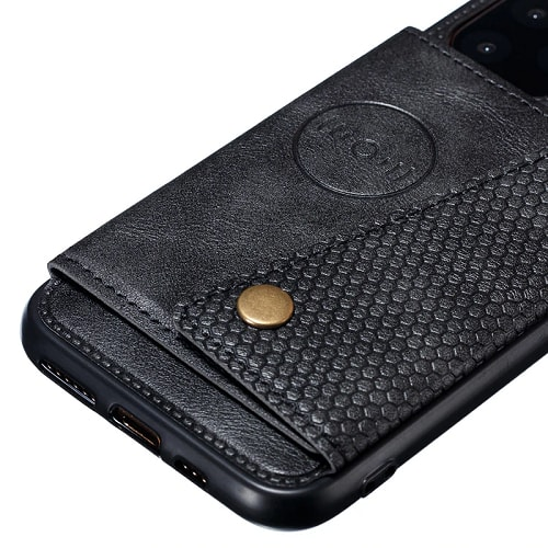 iPhone 11 Leather Wallet Cover